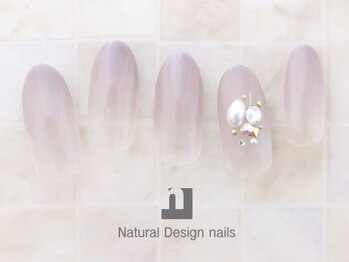 Natural Design nails & Eyelash 品川店_デザイン_03
