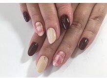 ビューティーネイルズ メロウ(Beauty Nails mellow)/定額ジェルオフ込 7800円