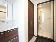 ボディノート(Body Note)の雰囲気(完全個室の更衣室や清潔なシャワールームも嬉しい♪)