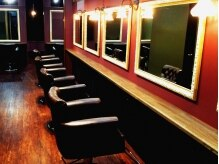 キタロウ(kitaro)の雰囲気(美容室併設サロン☆ヘアと一緒に目元のキレイが叶います!)