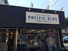 パシフィックブルー(PACIFIC BLUE)の雰囲気(《鎌倉駅徒歩4分》おしゃれな外観☆お気軽にご来店下さい☆)