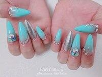 ネイルサロン ファニーブルー(FANY BLUE)
