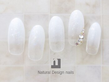Natural Design nails & Eyelash 品川店_デザイン_04