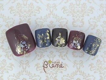 ネイルサロン ビーネ(nail salon Biene)/オフ無料★2月リピート9980-10