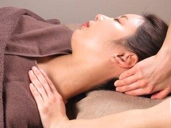 睡眠サロン頭(tsumuri)の写真/ドライヘッドスパ専門店☆tsumuri独自のメソッドを詰め込んだこだわり施術で脳疲労を解消!極上睡眠へ…♪
