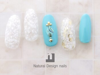Natural Design nails & Eyelash 品川店_デザイン_05