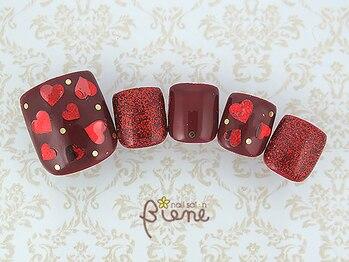ネイルサロン ビーネ(nail salon Biene)/オフ無料★2月リピート9980-11