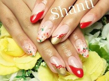 シャンティ ネイルサロン(Shanti nail salon)/成人式お正月前撮り 和柄ネイル