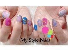マイ スタイル ネイルズ(My Style Nails)/デザインジェル90分コース