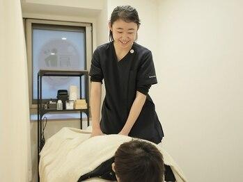 きらり整体の写真/【お子様同伴可】ボディケア+猫背矯正¥5500 !肩・首が凝って痛い方、頭痛頭が重いなど慢性化してる方に◎