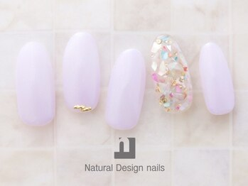 Natural Design nails & Eyelash 品川店_デザイン_06