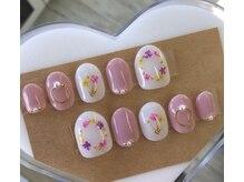 ビューティーネイルズ メロウ(Beauty Nails mellow)/ブライダルネイル 9800円