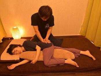 ベルクオーレ(Bel Cuore)の写真/《ご新規様限定50%オフ》【産前産後のママ必見!腰痛を徹底改善♪】タイ古式,マタニティマッサ-ジで体を楽に
