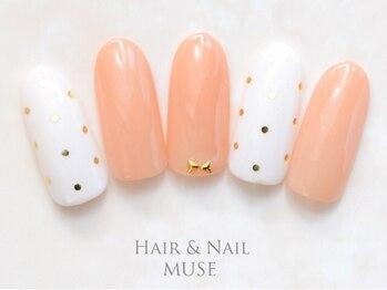 HAIR & NAIL MUSE ミューズ 新小岩店_デザイン_06