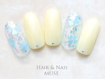 HAIR & NAIL MUSE ミューズ 新小岩店_デザイン_05