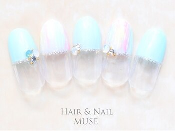 HAIR & NAIL MUSE ミューズ 新小岩店_デザイン_08