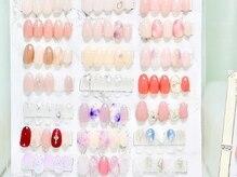 アンジェリックネイル 錦糸町(Angelic nail)の雰囲気(オフィス~トレンドデザインまで130種類以上のサンプルをご用意!)