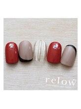 リロウ(relow)/11月のスタッフおすすめネイル♪