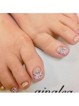 nail salon ainalea_デザイン_08