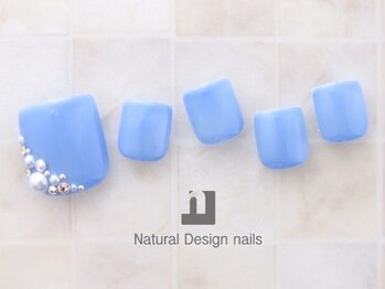 Natural Design nails & Eyelash 品川店_デザイン_07