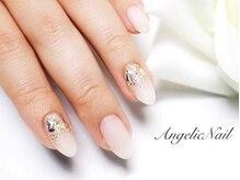 アンジェリックネイル 錦糸町(Angelic nail)の雰囲気(丁寧なケアで綺麗なネイルが長持ち♪)