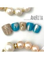 ネイルサロン アンリタ(nail salon AneRita)