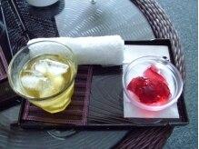 カシェット(cachette)の雰囲気(美容にも良いお茶&手作りデザートのサービス付き♪)