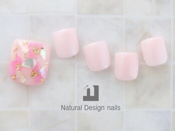 Natural Design nails & Eyelash 品川店_デザイン_08