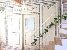 ベラルーナ 浜松店(Bella Luna)の雰囲気(かわいいペイント♪)