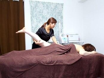 エステサロンクオーツ/CHIAKIメソット深層筋膜美骨術