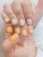ケーオーエス(KOS)/asymmetry nail