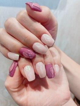 ケーオーエス(KOS)/drop art nail