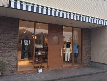 シャンドゥラ Rose Jeune店(Cham de la)