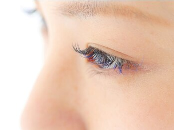 エイト アイラッシュ 上尾店(eight eyelash)の写真/イベントや季節に合わせてカラーchange☆ブラウン系なら優しいお目元の印象に◎イメージをお聞かせ下さい♪