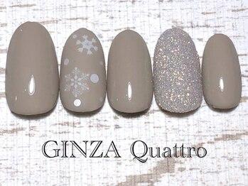 ギンザ クワトロ(GINZA Quattro)/定額/LuxuryA 6500円/ベージュ