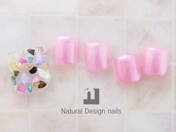 Natural Design nails & Eyelash 品川店_デザイン_10
