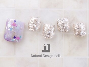 Natural Design nails & Eyelash 品川店_デザイン_11