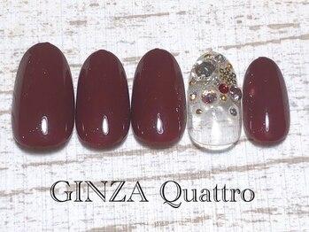 ギンザ クワトロ(GINZA Quattro)/定額/LuxuryA 6500円/レッド