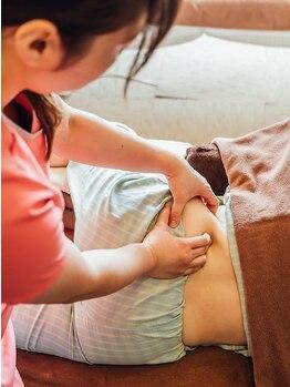 筋肉整復療法 整体サロン 南郷7丁目店の写真/[2時間¥3300首+肩+足つぼ筋肉整復][4時間¥9900全身(ヘッド・足つぼ含む)]骨盤の歪み・首の辛さに最適◎