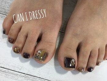 キャンアイドレッシー 京田辺店(Can I Dressy)/Bコース 4500円(+tax)