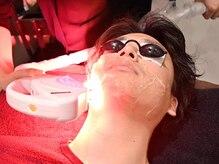 リジャンヌ バイ ヒカル 池袋店(ReJehanne by Hikaru)の雰囲気(リジャンヌ一番人気はヒゲ脱毛です。お好みでアレンジもOK!)