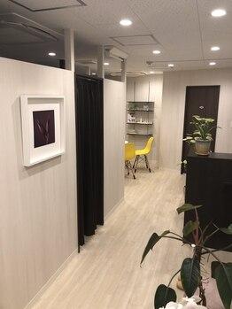 アイケア専門店 ビューティースペース 品川大井町店(Beauty Space)/サロン内
