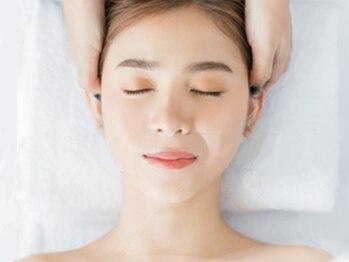 ビーキュート(be-cute)の写真/【オルチャン・美小顔コルギ¥4980】本場韓国の小顔矯正コルギで均整のとれた美しい小顔をデザインします♪
