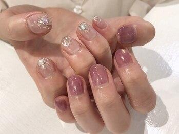 アンネ 渋谷店(ANNE)/【パラジェル】Designコース
