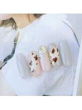 ネイルスペース ヴィタリテ(nail space Vitalite')/10月ハンドジェルB¥6960