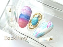 Nails Back Flow★Collection