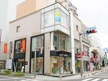 ネイルサロン ライトウェーブ 松本駅前店の雰囲気(PARCOの通り、「神明町」交差点にあるお店です♪)