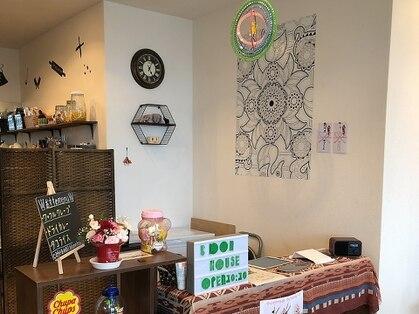 カフェアンドネイル ブルームハウス(cafe&nail bloomhouse)の写真