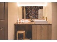 エクラ(eclat)の雰囲気(清潔感のある更衣室【ハイドラ、毛穴、痩身、ハイフ】)