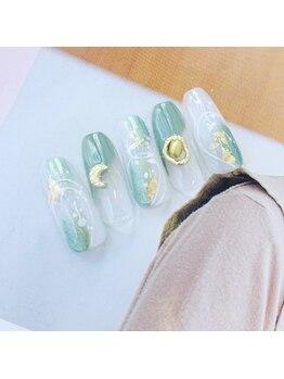 ネイルスペース ヴィタリテ(nail space Vitalite')/